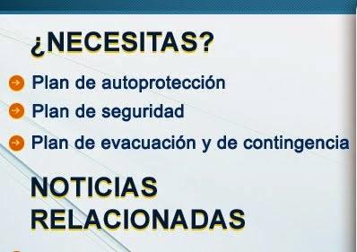 Màs información de la consultoria de formación y autoprotección integral